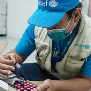 Hatch, led by OSPE member John Bianchini, P.Eng., raises $1 million for COVAX and UNICEF